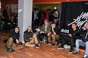 Šestý ročníku hip hopového URBAN culture festivalu South Rocks ve Strakonicích.