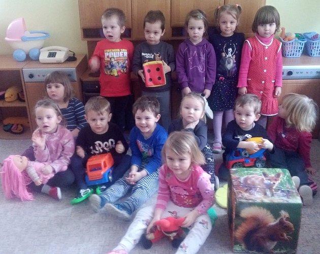 Mateřská škola Školní - třída Myšky