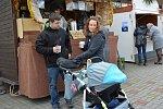 OBRAZEM: Vodňany - V sobotu 16. prosince v 8.30 hodin začaly Vodňanské Vánoční trhy.