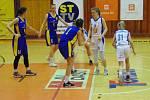 Juniorky Strakonic porazily v play out extraligy Sokol Nusle 77:72.