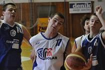 Strakoničtí basketbalisté porazili Kladno o jediný bod - 73:72.