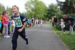 Běh při Otavě. Foto: Dana Šatrová a Deník/Petr Škotko