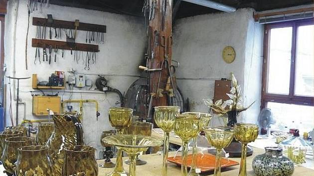 Sklárna Bělčice