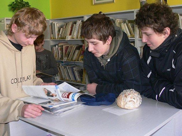 Vodňanská knihovna pořádá pravidelné exkurze pro studenty základních a středních škol.