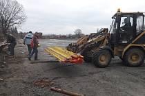Blatná - V Blatné budou mít novou kompostárnu s kapacitou 1.5 tisíce tun dovezeného odpadu ročně.