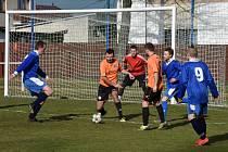 Fotbalová příprava: Katovice B - Kladruby 12:0.