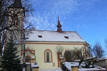 Kostel Stětí sv. Jana Křtitele
