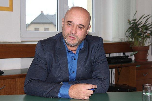 Předseda představenstva teplárny Pavel Hřídel.