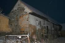 Dům, kde k celé události došlo.