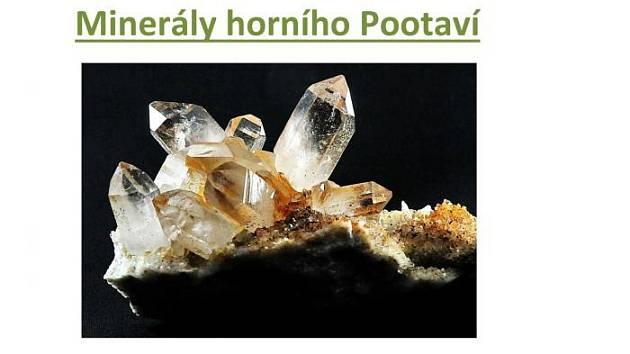 Minerály z horního Pootaví.