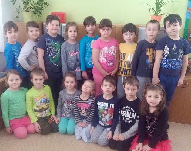 Mateřská škola Školní ve Strakonicích - třída Medvíďata