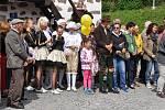 Česko - rakouské setkávání s duší dřeva se uskutečnilo v neděli 26. srpna v Hirschbachu.