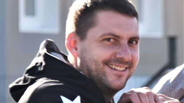KANONÝR Václav Mrkvička dává góly i za kopečky.