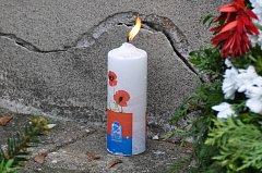 Den válečných veteránů a sté výročí ukončení první světové války si město připomnělo v 11 hodin