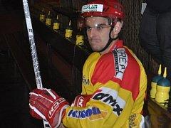 O výhře Radomyšle rozhodl v samostatných nájezdech Daniel Jungbauer.