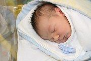 Andrei Ionut Bilbie, Vodňany, 6.2.2018 ve 21.23 hodin, 4220 g, Malý Andrei Ionut  je prvorozený.