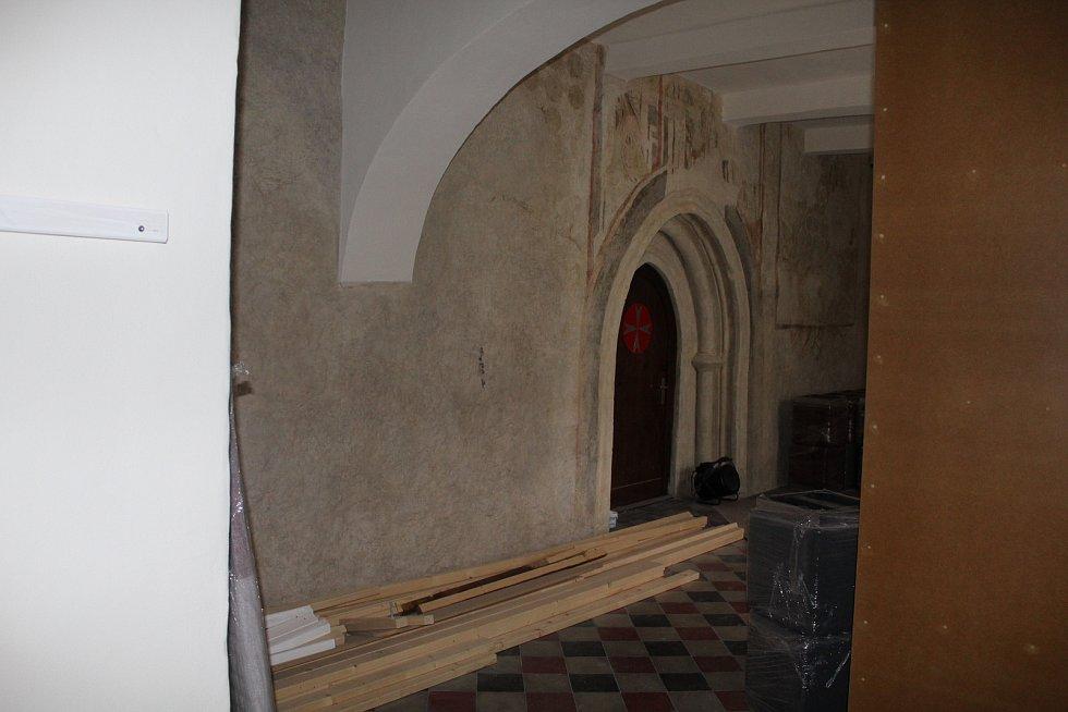 Rekonstrukce strakonického muzea.