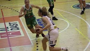 Basket Strakonice - KP Brno 201230