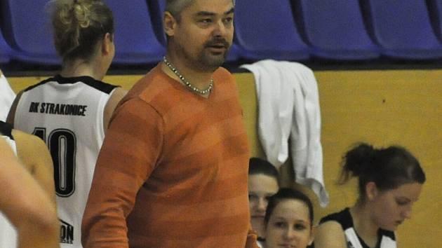 Trenér Jiří Johanes
