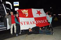 Strakoničtí Slávisté vyrazili na Evropskou ligu do belgického Genku.