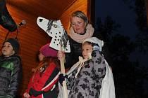 Oslavy sv. Martina jsou v Cehnicích již tradicí.