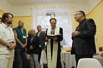 Ve Strakonicích začal 29. října fungovat domácí hospic sv. Markéty.