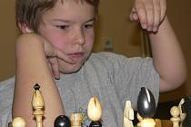 Malých šachistů byl rekordní počet.