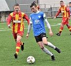 Divize U19: Junior Strakonice - Táborsko B 2:2 (na penalty 4:2).