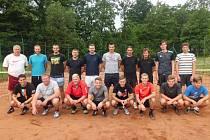 Devět dvojic s zúčastnilo tradičního nohejbalového turnaje v Mladějovicích.