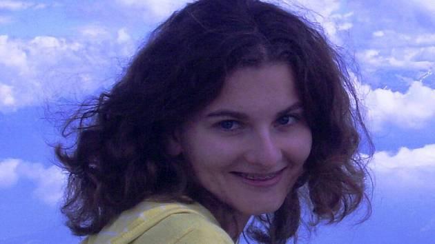 Kristýna Kočová.