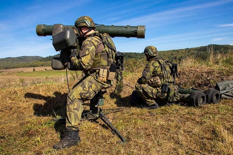 Vedení boje se vzdušným protivníkem. Foto: VeKySIO