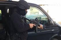 Zásahová jednotka ve Strakonicích zadržela drogového dealera.