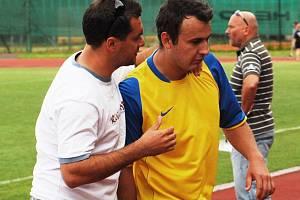 Chelčice vyhrály v Blatné 2:0.