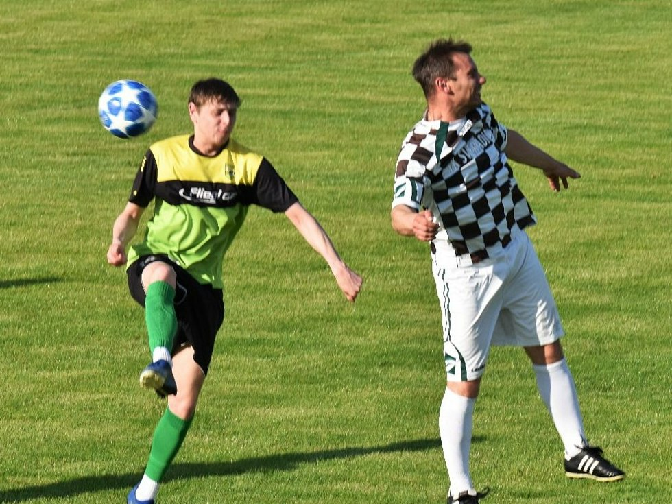 Fotbalová příprava: Osek - Svéradice 6:3 (4:0).