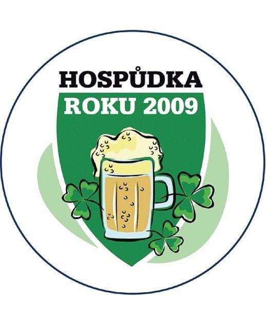 Hospůdka roku - logo