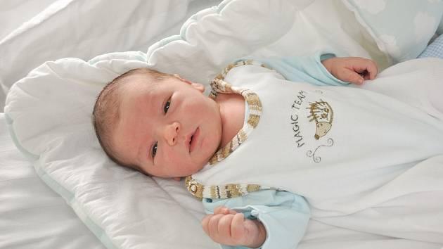Jakub Brož ze Strakonic. Kubík se narodil 30. 5. 2019 v 7.19 hodin a při narození vážil 3700 gramů. Na malého brášku se doma těšila Adélka (2).