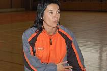 Trenérka Eva Krausová