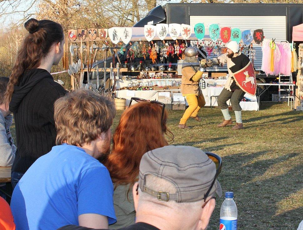 Historický festival Bitva u Sudoměře.