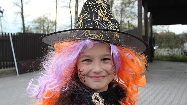 Pálení čarodějnic Volyně.