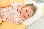 Karin Bui, Strakonice, 15.3.2018, ve 14.54 hodin, 2800 g. Malá Karin je prvorozená.
