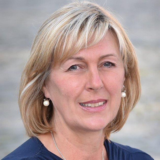 Marcela Karbanová 50let, učitelka, ROVNĚ