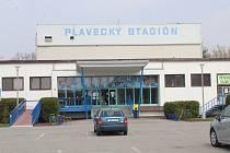 Plavecký stadion na Křemelce Strakonice