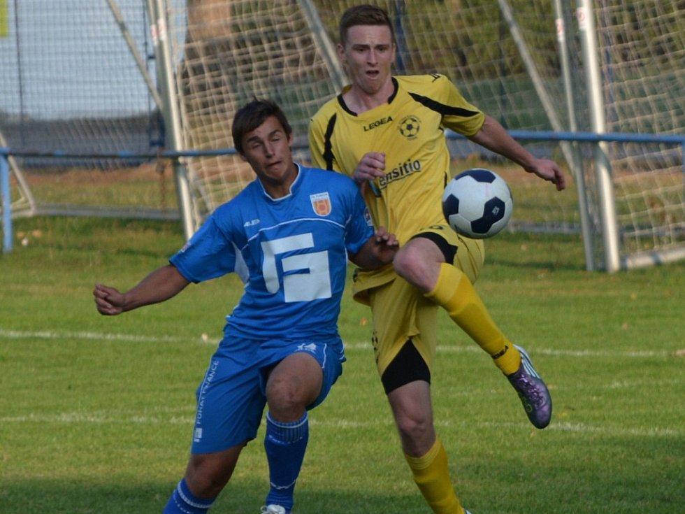 Junior Strakonice porazil béčko Katovic 3:1.