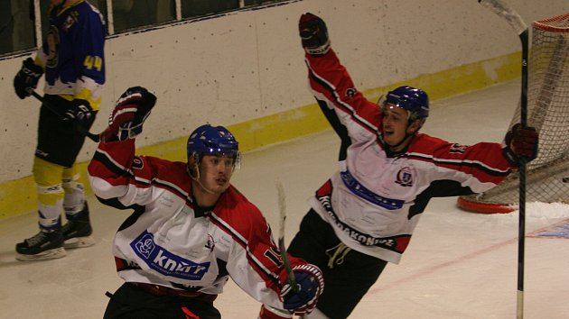 Číslo jedna je na Strakonicku v hokeji účastník krajského přeboru, ale ani v okrese týmy nezahálejí - na programu je finále!