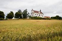 Kostel sv. Jana Křtitele.yšl