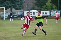 Osek - Blatná 3:1 (1:0). Domácí za stavu 3:0 nedali penaltu, hosté ji naopak využili ke snížení v 80. minutě.