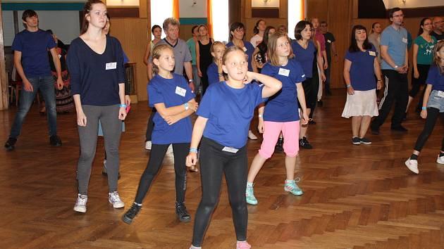 Ve Volyni se potřetí konal country dance festival Obrok.