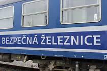 Do 15. srpna potvrvá výluka na železniční trati ze Strakonic do Horažďovic předměstí.