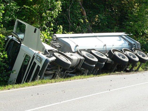 Nehoda u Zlešic