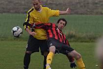 Poříčí vyhrálo na hřišti Oseku B 2:0.